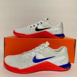 WMNS NIKE METCON 4 XD WHITE/RACER BLUE/RED